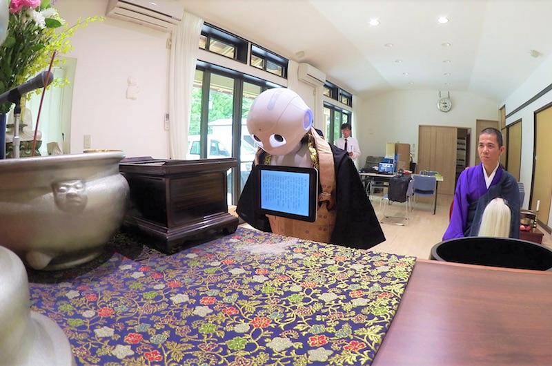 ロボット導師