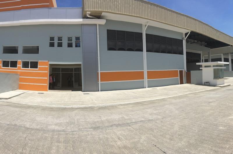 フィリピン工場 Nisseieco Philippine Inc.